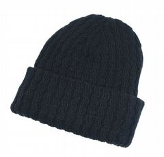 chunky thermal beanie hat HT517998